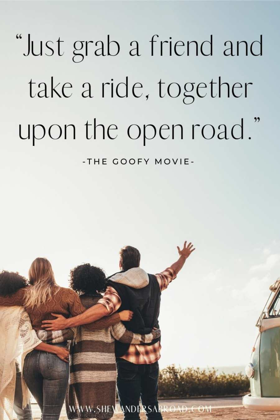 Road trip movie quotes