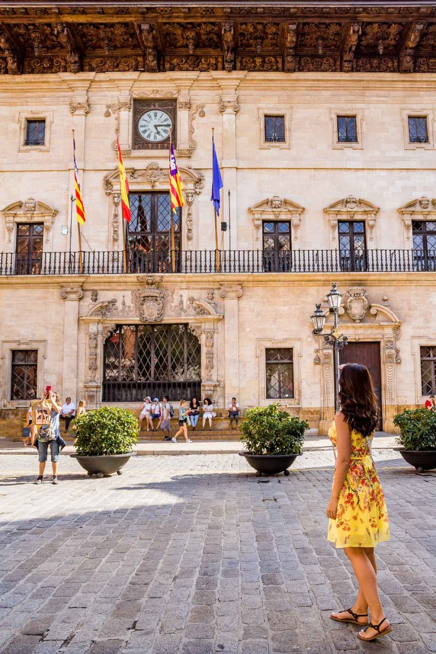 Ajuntament de Palma City Hall