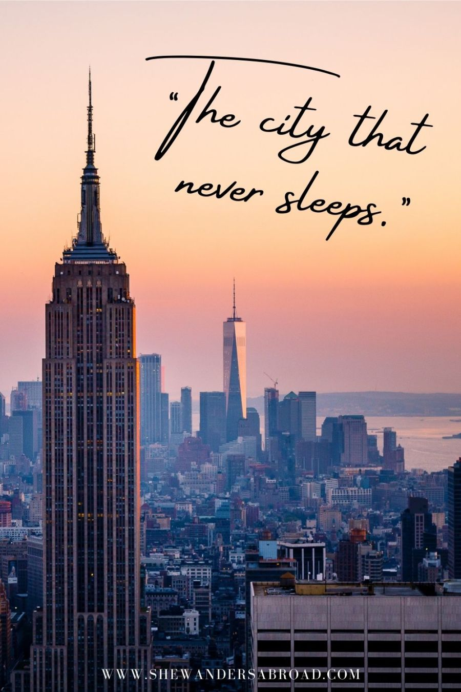 Best New York captions for Instagram
