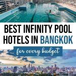 15 Incredible Bangkok Hotels with Infinity Pool