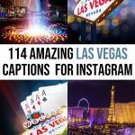 114 Amazing Las Vegas Captions for Instagram