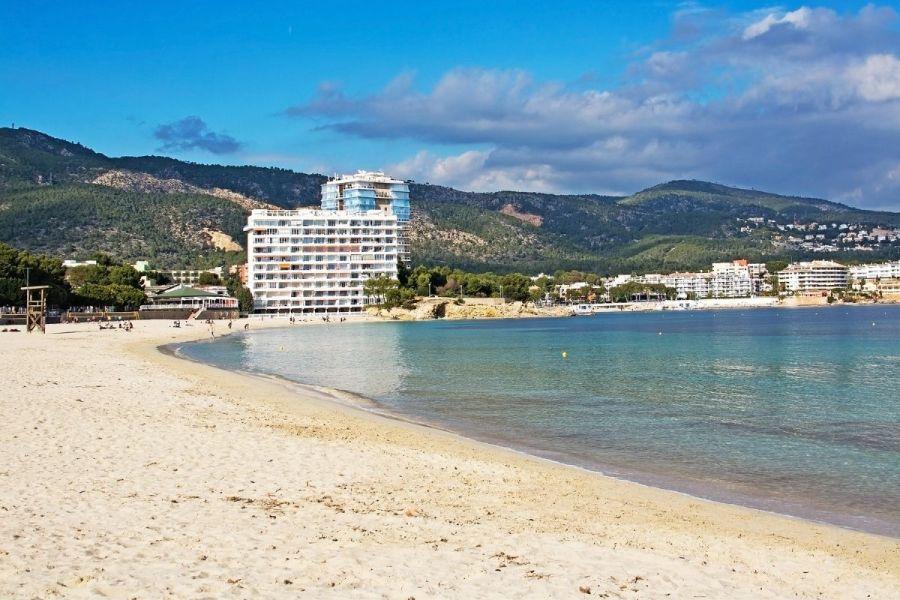 Palma Nova beach, Mallorca
