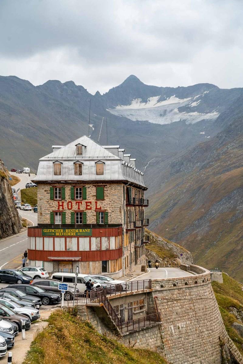 Belvedere Furka, Switzerland