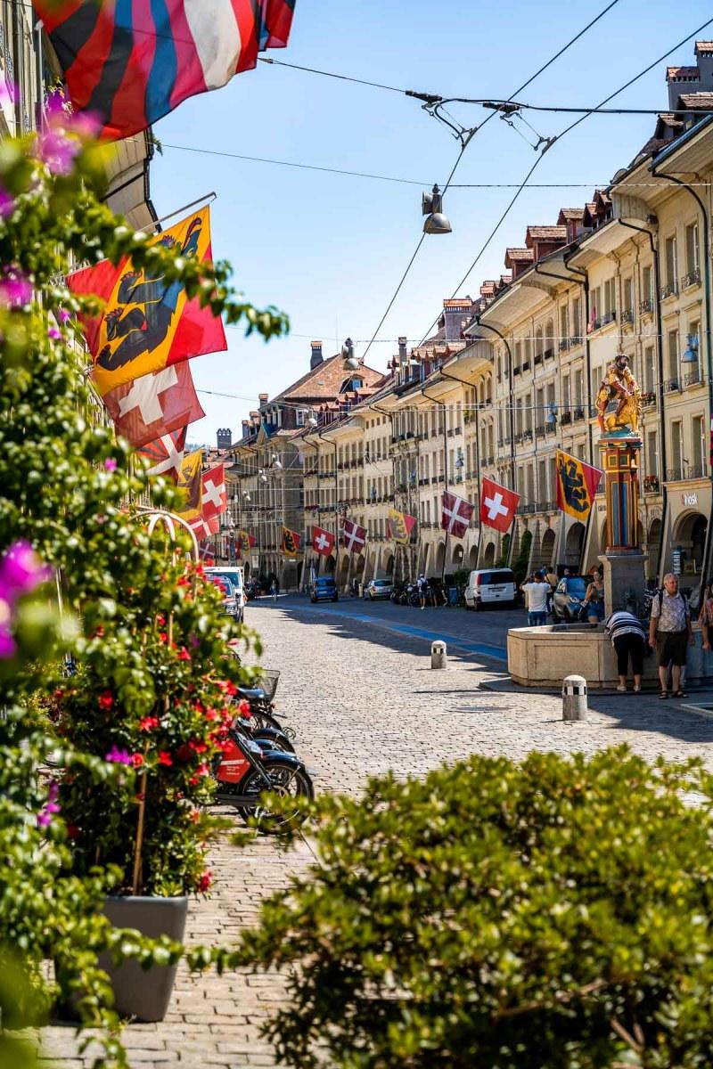 Bern Altstadt