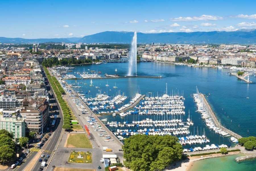 Lac Leman, Geneva