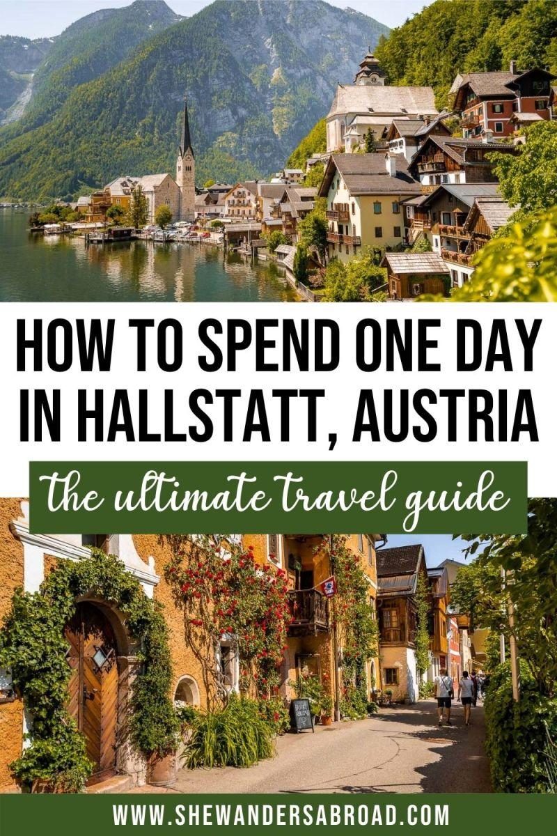 One Day in Hallstatt Itinerary: The Perfect Hallstatt Day Trip