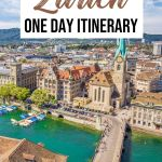 One Day in Zurich Itinerary