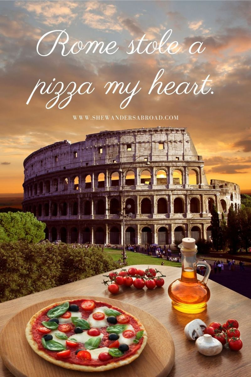 Rome Puns about Italian Food