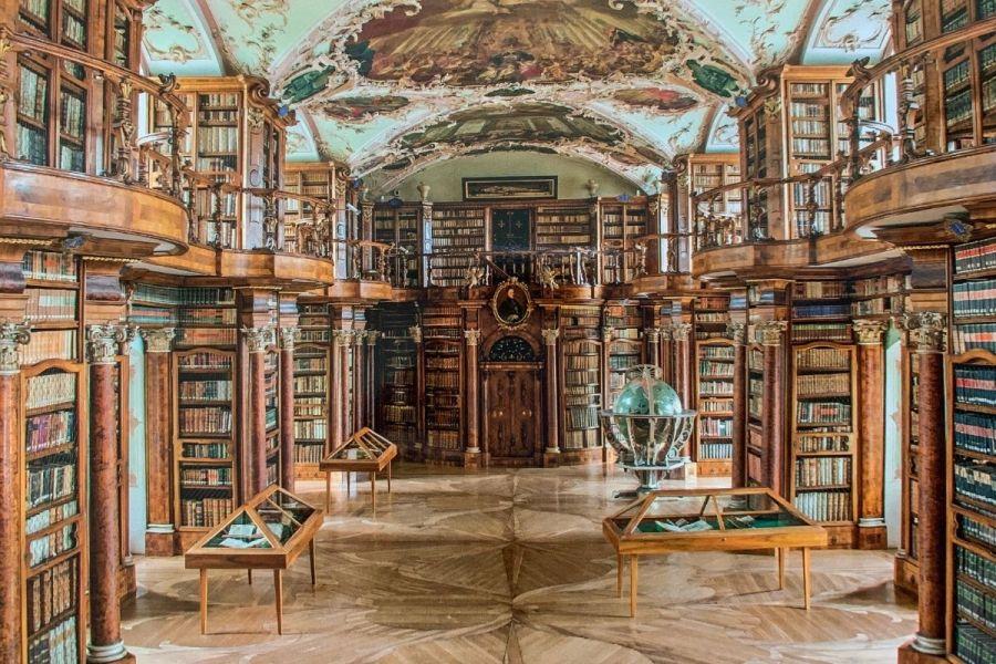St. Gallen Abbey Library