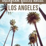 141 Los Angeles Captions for Instagram