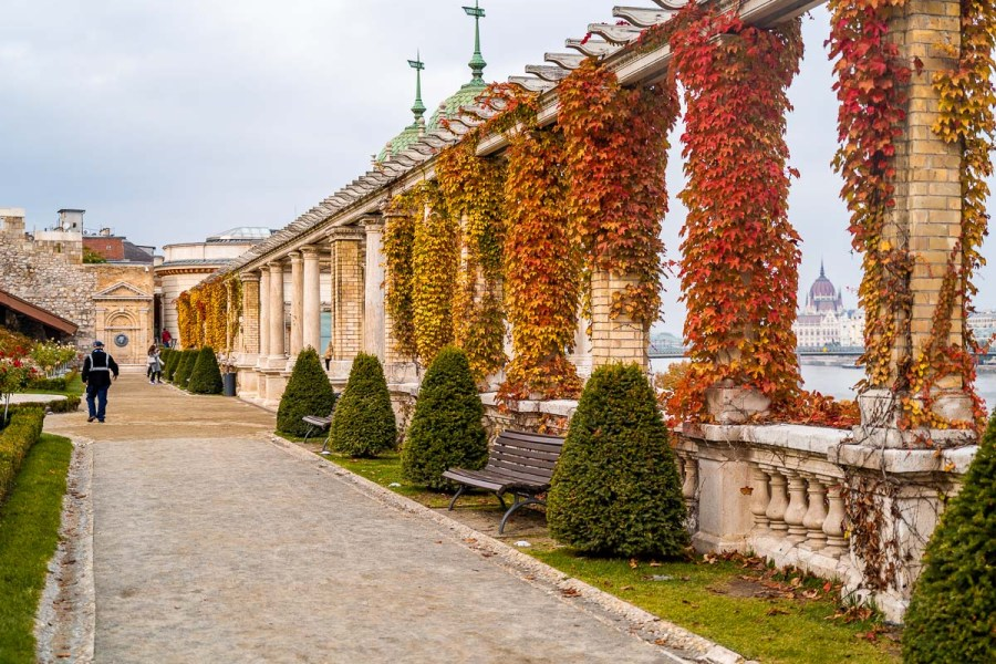 Castle Garden Bazaar, Budapest