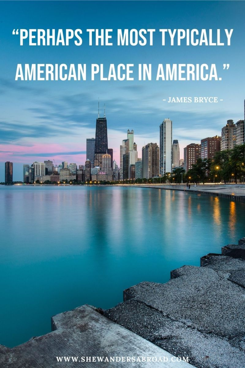 Sayings About Chicago