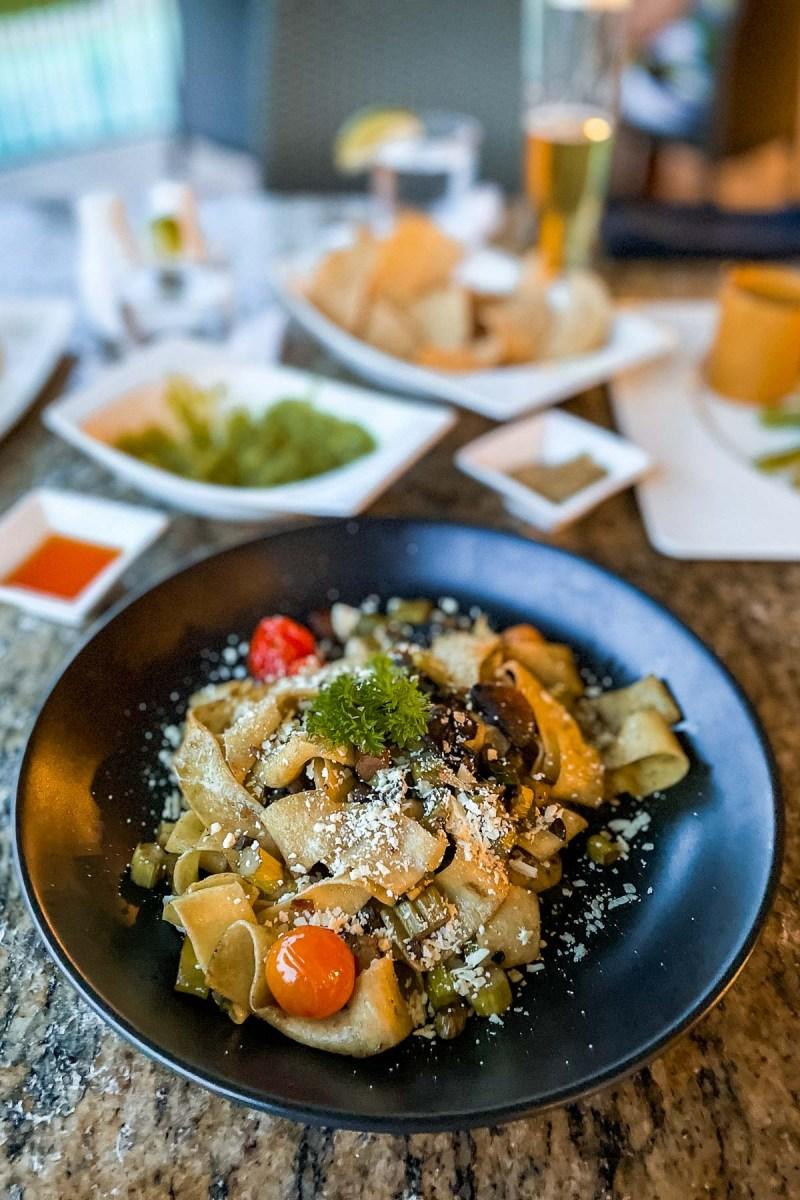 Dinner at Sedona Grill at JW Marriott Cancun