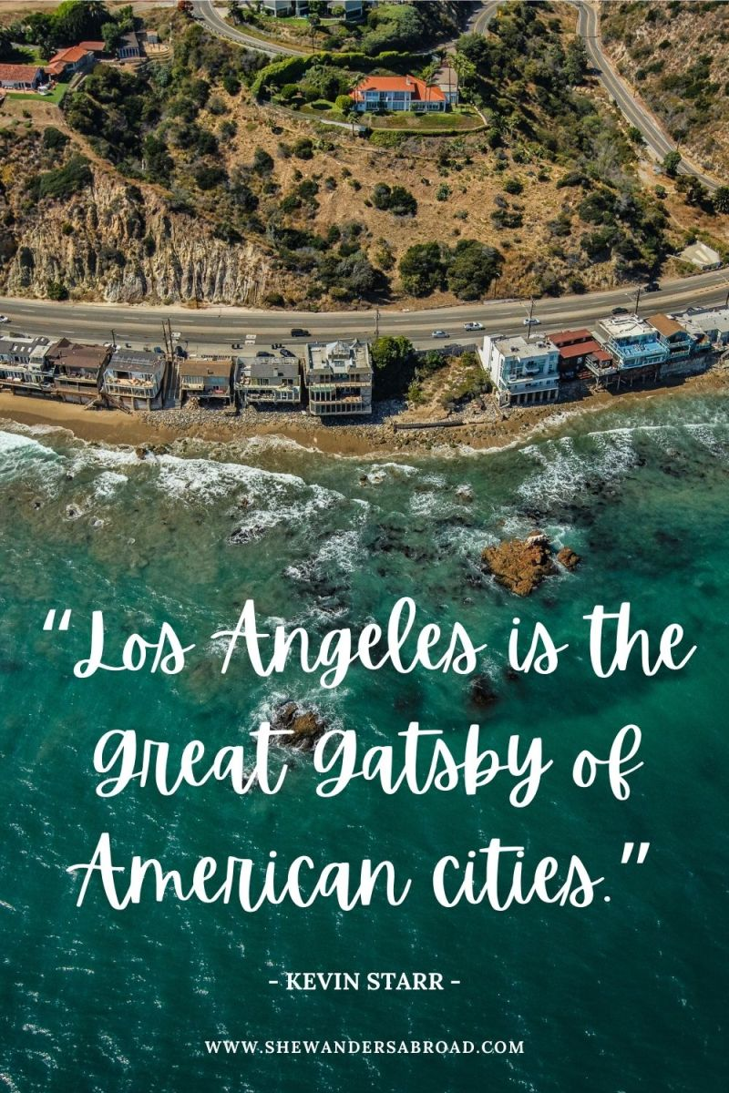 Famous Los Angeles Quotes