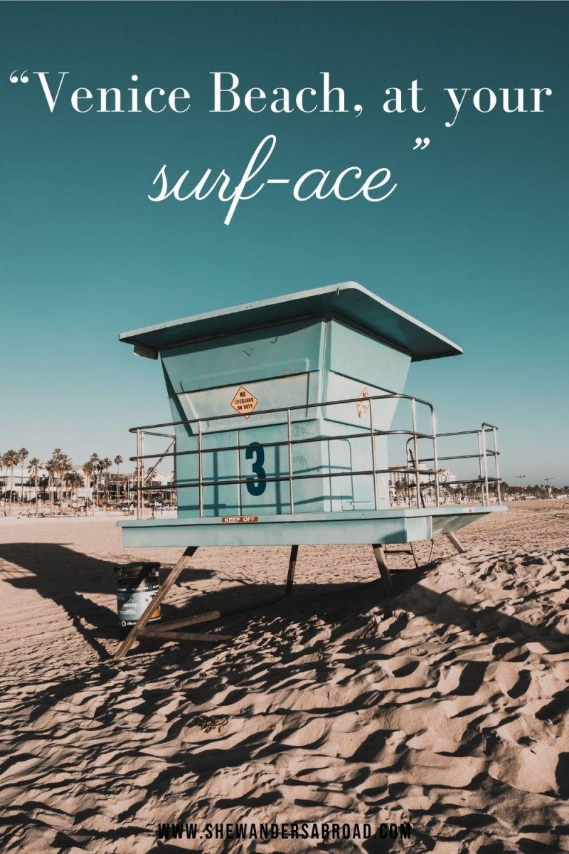 Venice Beach Puns