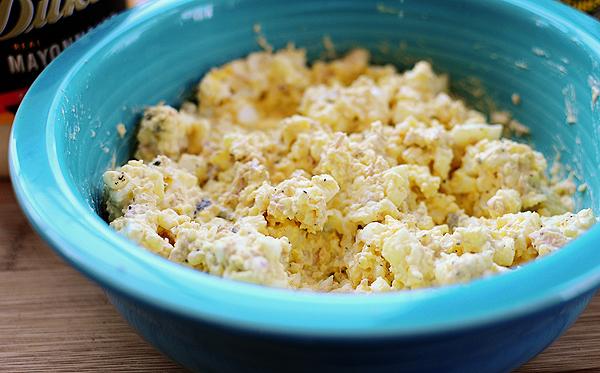 Egg Salad (or Tuna Salad) Recipe