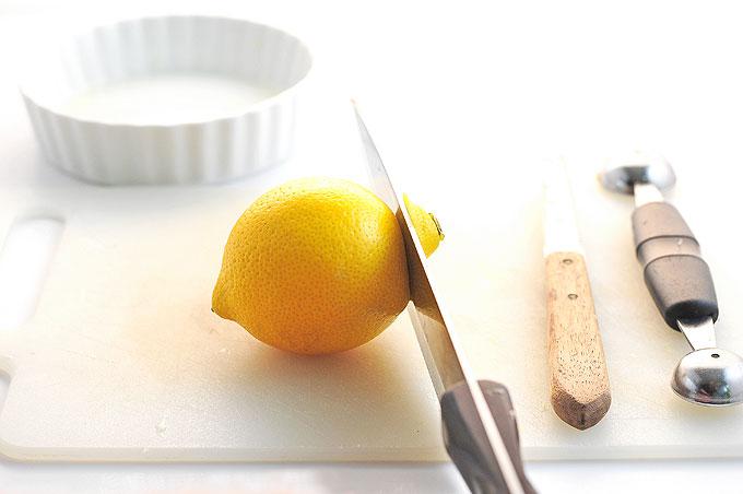 How to Make Lemon Cups