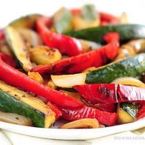 Easy Mediterranean Vegetables Recipe