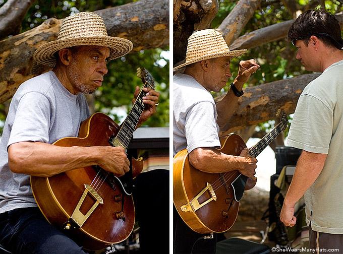 st john guitar player