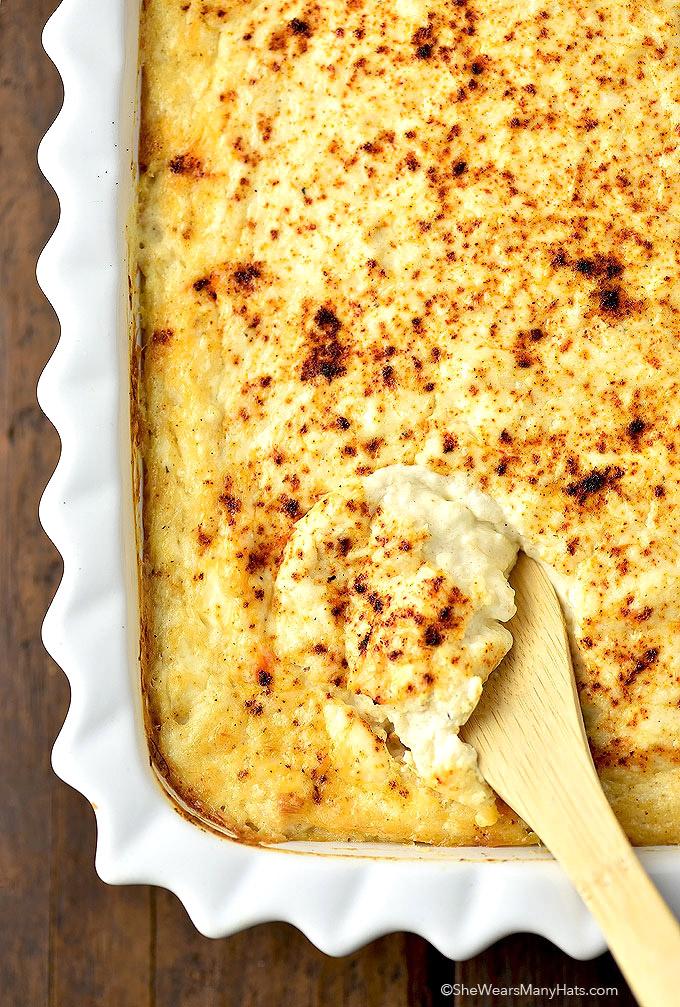 Hot Crab Dip Appetizer Recipe