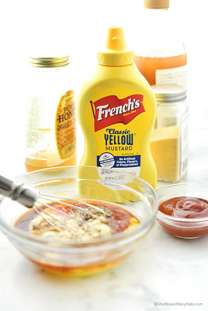 Carolina Style BBQ Dipping Sauce Recipe   shewearsmanyhats.com