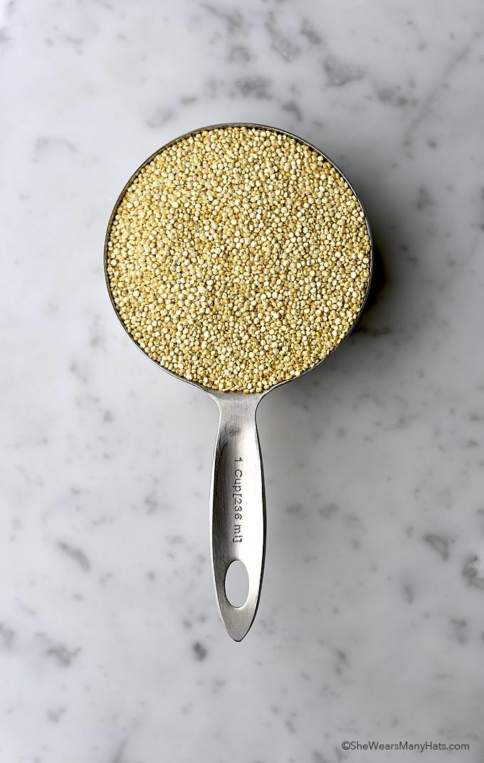 How to Cook Quinoa | shewearsmanyhats.com