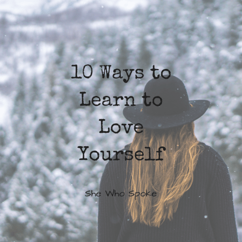 self-love | love yourself | love | personal growth | positive thinking | wellness