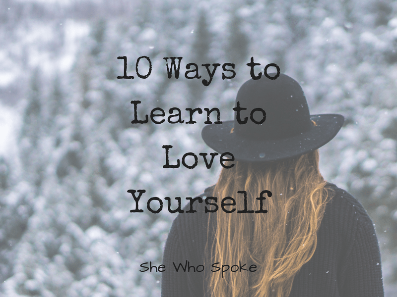 self-love   love yourself   love   personal growth   positive thinking   wellness