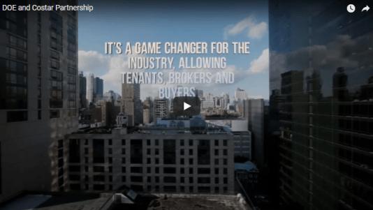 DOE and Costar Partnership Better Buildings Initiative