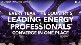 Get Energized Better Buildings Summit 2017 Better Buildings Initiative