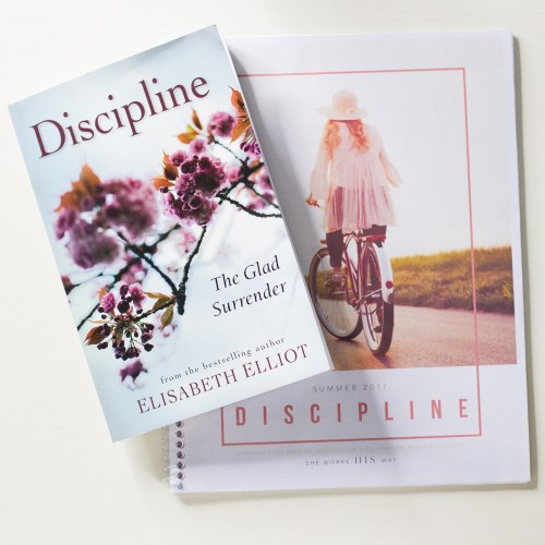 Discipline Workbook