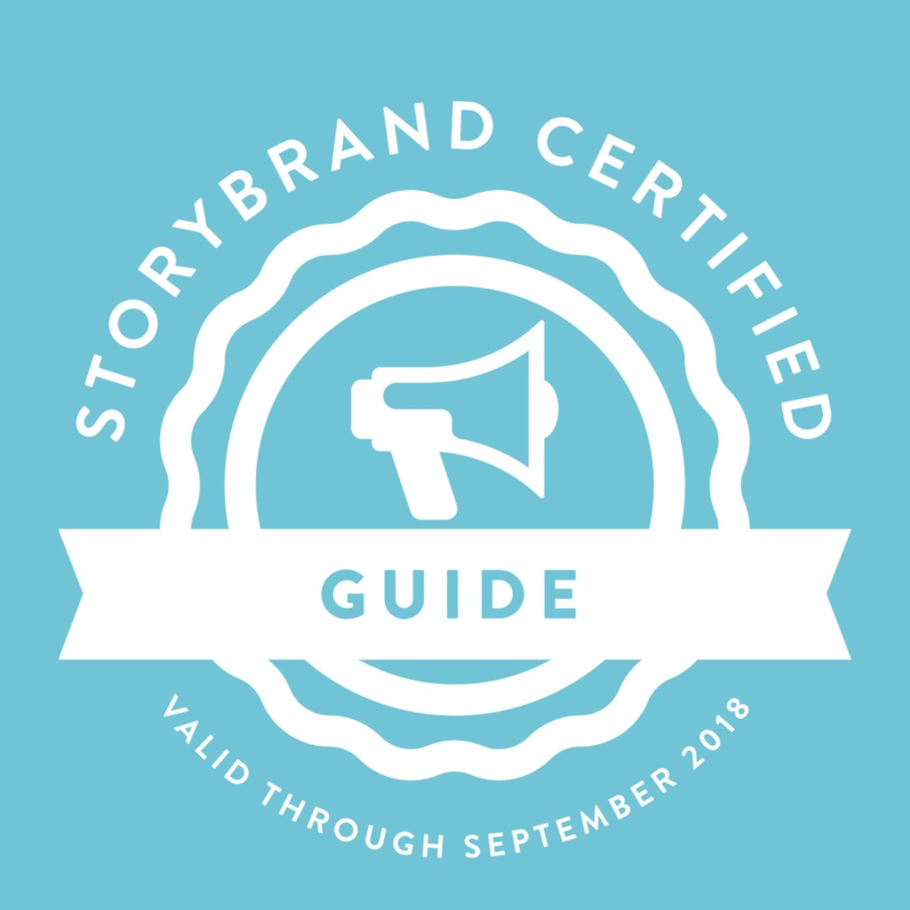 Story Brand Guide - Michelle Myers