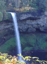 And beautiful Silver falls.