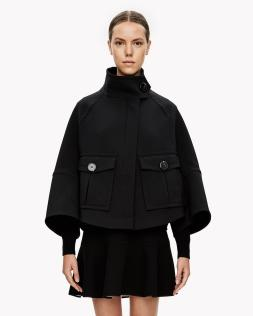 Double-Face A-Line Coat Double-Face A-Line Coat Double-Face A-Line Coat