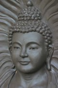 11 Web Amitabha face Clay