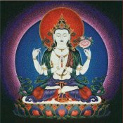 Chenrezig – Buddha of Compassion