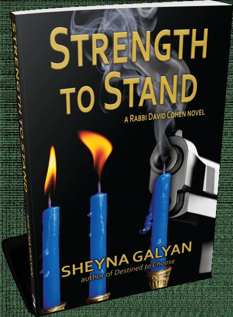 Strength to Stand (Rabbi David Cohen #2)