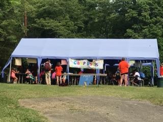 Camp Davis Big Tent