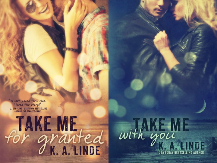 Take Me With you Series