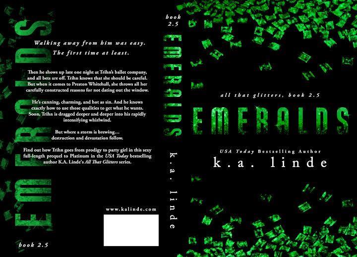 emeralds jacket