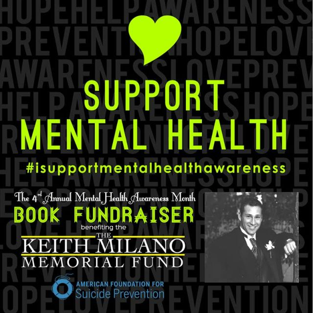 support mental health button