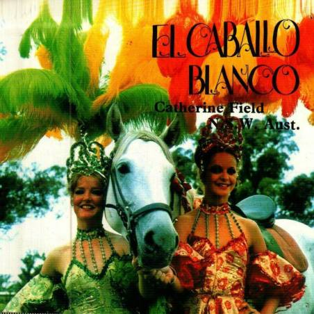 Glamour girls of El Caballo Blanco