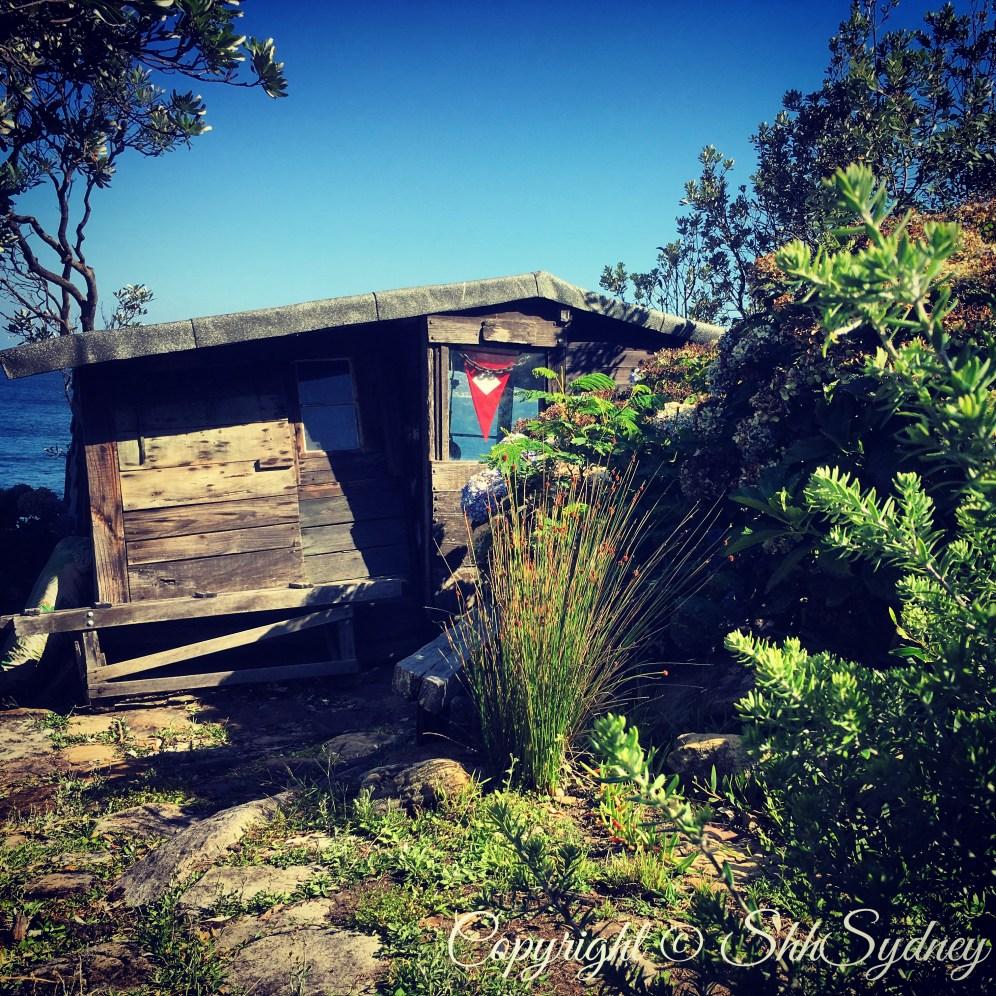 hut over headlands