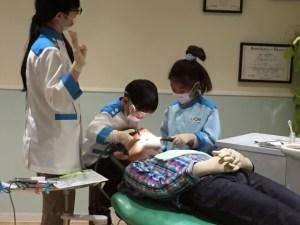 キッザニア 歯医者