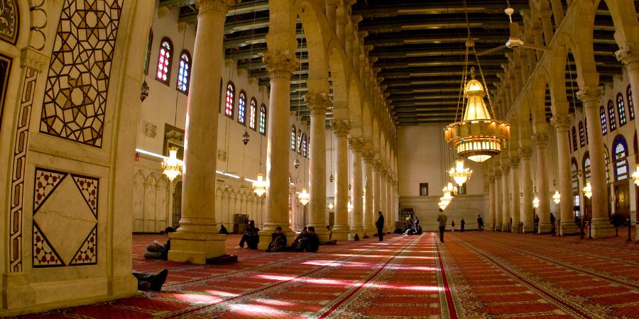 Посланник Аллаха сообщает обудущем мусульманской общины