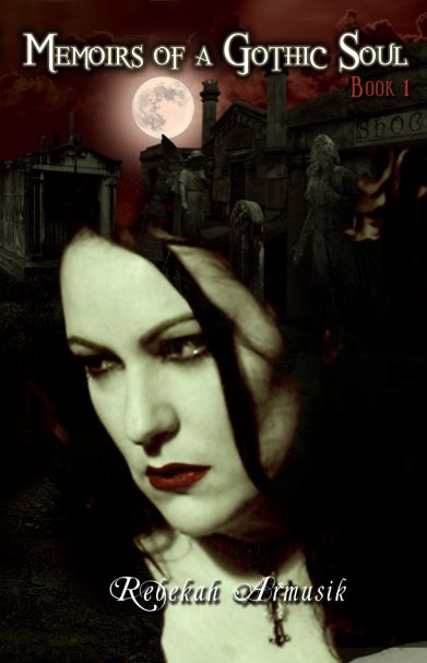 Two Free Horror Books for Kindle:Memoirs of a Gothic Soul Books 1 & 2