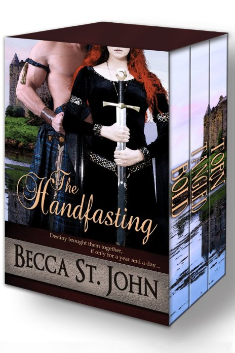 Free Kindle Book: The Handfasting by Becca St John