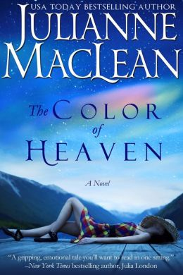 The Color of Heaven by Julianne MacLean available free for limited time on Nook and Kindle