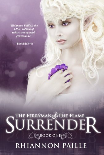 Surrender by Rhiannon Paille available free for limited time on Nook and Kindle