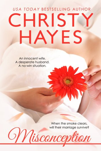 Extended Cyber Monday Ebook Deals: Misconception by Christy Hayes